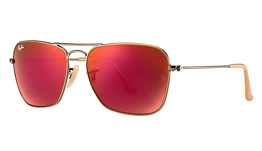 Очки Ray-Ban caravan flash RB3136 167 2K
